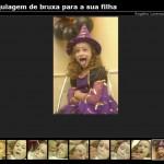 Maquiagem para Crianças- Halloween