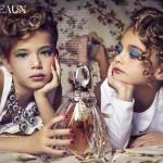 Ensaio da Vogue Paris com crianças. Eu não gostei!