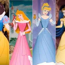 Bonecas de Papel (Paper Doll) das Princesas Disney