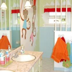 Banheiros Infantis Inspiradores
