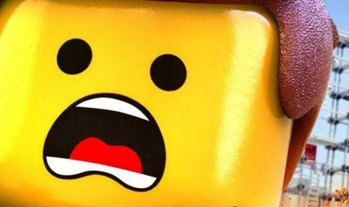 Lego Surpreso!